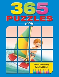 Sterling 365 Puzzles Book