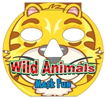 Wild Animals - Mask Fun