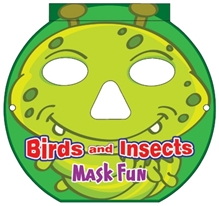 Sterling - Birds And Insects Face Mask