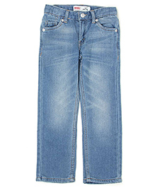 Levis Full Length Jeans - Blue