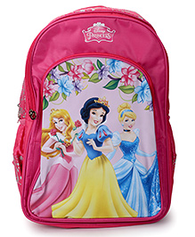 Disney Princess Beauty Of Crown Backpack Pink - 18 inches
