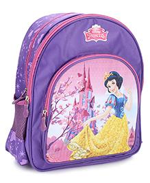 Disney Princess Dreamer Dancing School Backpack Purple - 14 inches