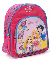 Disney Princess Flower Power School Backpack Pink - 14 inches