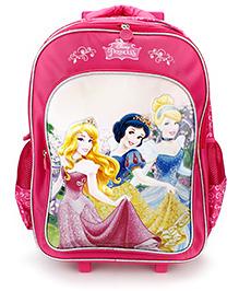 Disney Princess Kingdom Trolley Backpack Pink - 18 inches