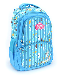 Disney Princess Cinderella Teens Backpack Blue - 18 inches