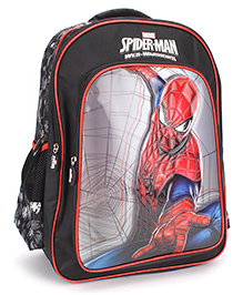 Marvel Spiderman School Backpack - 18 inches