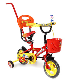 Hero Cycles Donald Duck Bicycle - Red