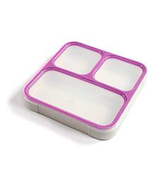 Wonderchef Ultra Lunch Box - Purple
