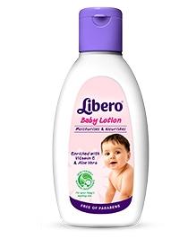 Libero Baby Lotion - 100 Ml