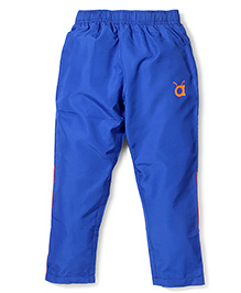 Anthill Track Pants - Blue and Orange