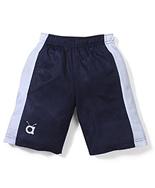 Anthill Shorts - Navy And White