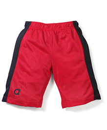 Anthill Shorts - Red Black