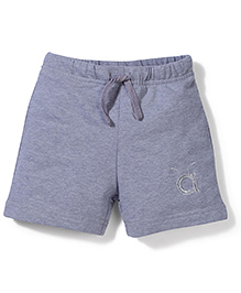 Anthill Drawstring Shorts - Grey