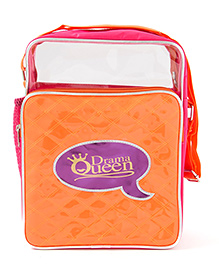 Li'll Pumpkins Drama Queen Tutuon Bag  - Orange