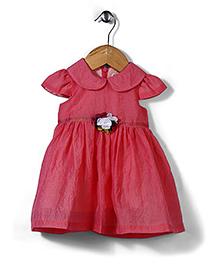 Little Wonder Sailor Dress - Pink