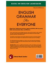 English Grammar For Everyone With Answer Key