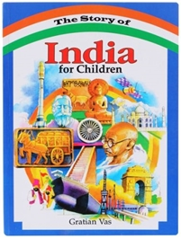 The Story Of India For Children - English