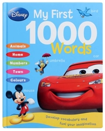 Disney My First 1000 Words