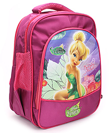 Disney Fairies School Bag Purple - 11 Inches