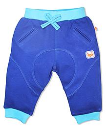 FS Mini Klub Track Pants With Drawstring - Blue