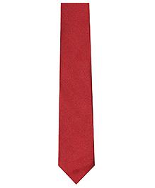 Tiekart Just Right Tie - Maroon