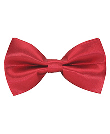 Tiekart Buzzing Bow Tie - Maroon