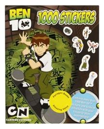 Ben 10 - 1000 Stickers