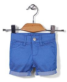 UCB Solid Colour Shorts - Blue