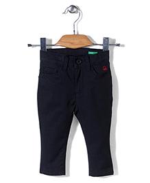 UCB Full Length Trouser - Black