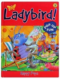 Shree - Ladybird Pop Up Fun Happy Pops