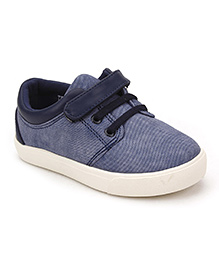 DingDingWa Stylish Baby Shoes - Blue