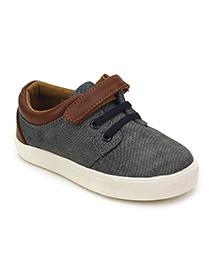 DingDingWa Stylish Baby Shoes - Grey