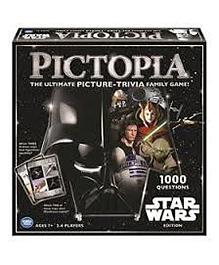 Wonderforge Star Wars Pictopia Game