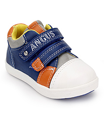 Little Paws Velcro Shoes - Blue