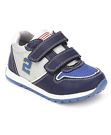 Little Paws Baby Shoes - Blue