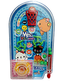 Gifts World Pinball Game Set - Assorted Color