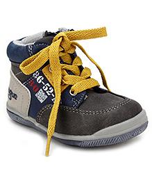 Little Paws Stylish Shoes - Grey