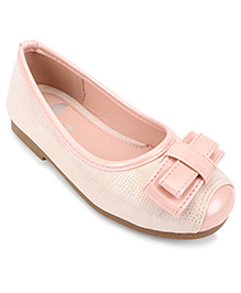 Little Paws Elegant Party Shoes - Pink