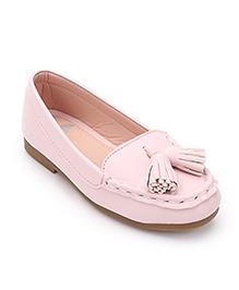 Season Bear Pretty Pair Of Shoes - Light Peach