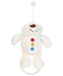 Bear Napkin Hanger - Cream