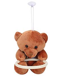 Teddy Bear Napkin Hanger - Brown