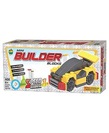 Apple Fun Mini Builder Blocks Speed Racer 1 - 43 Pieces