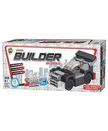 Apple Fun Mini Builder Blocks Speed Racer 3 - 48 Pieces