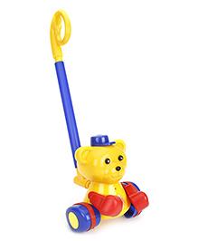Ratnas Teddy Rider - Yellow