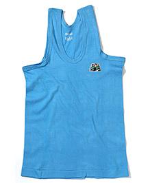 Ben 10 Sleeveless Printed Vest - Sky Blue