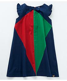 MilkTeeth Ringmaster Dress - Navy Blue