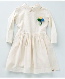 MilkTeeth Pirouette Dress - Off White