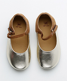 MilkTeeth Stylish Sandals - Silver