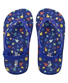 Flipside Kiddo Flip Flops - Blue