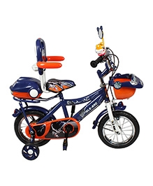 HLX NMC Bicycle 12 Car-X - Blue And Orange